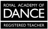 Royal Dance Academy Registered Instructor